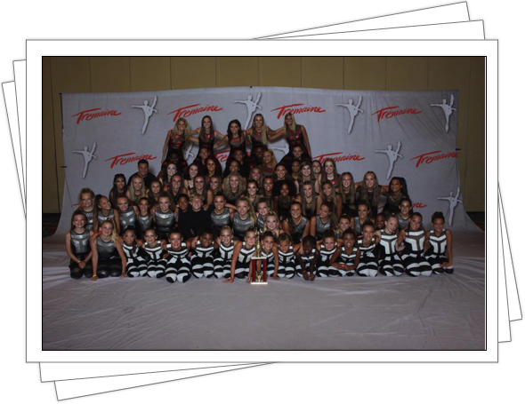 The whole crew at Tremaine National Finals 2016!
